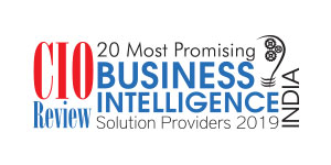 20 Most Promising Business Intelligence Solution Providers - 2019